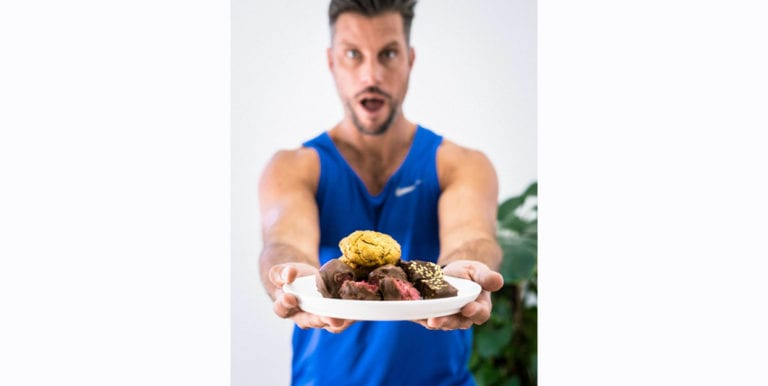 Sam Wood serves up his favourite sugar free healthy snacks