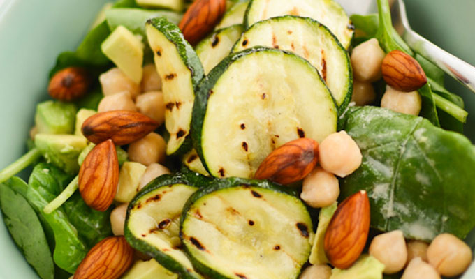 Skin Beauty Avocado Salad