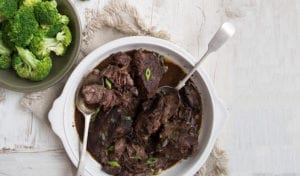 Chinese Slow-Cooked Beef Cheeks