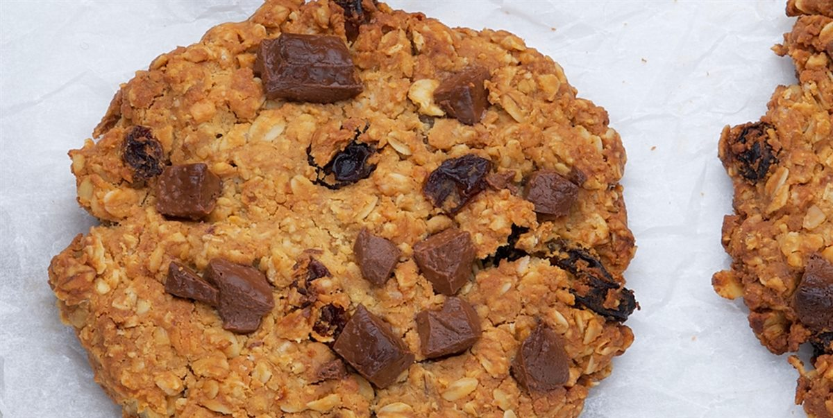 Choc Chip Oat Cookies 28 By Sam Wood