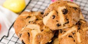 Epic Hot Cross Buns