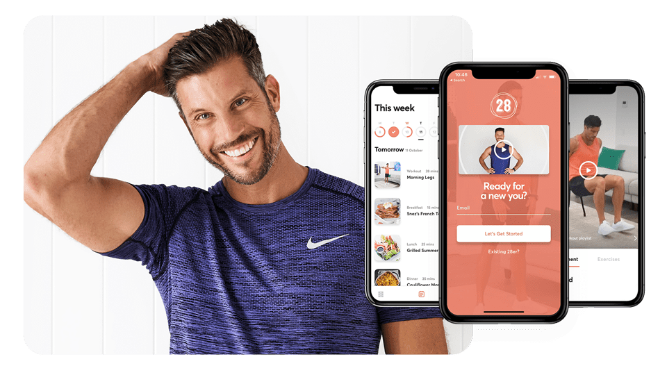 fitness app walkthrough - 28 by sam wood