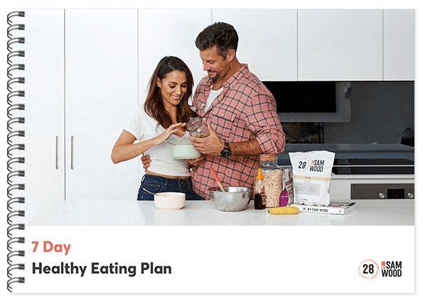 free healthy eating planer