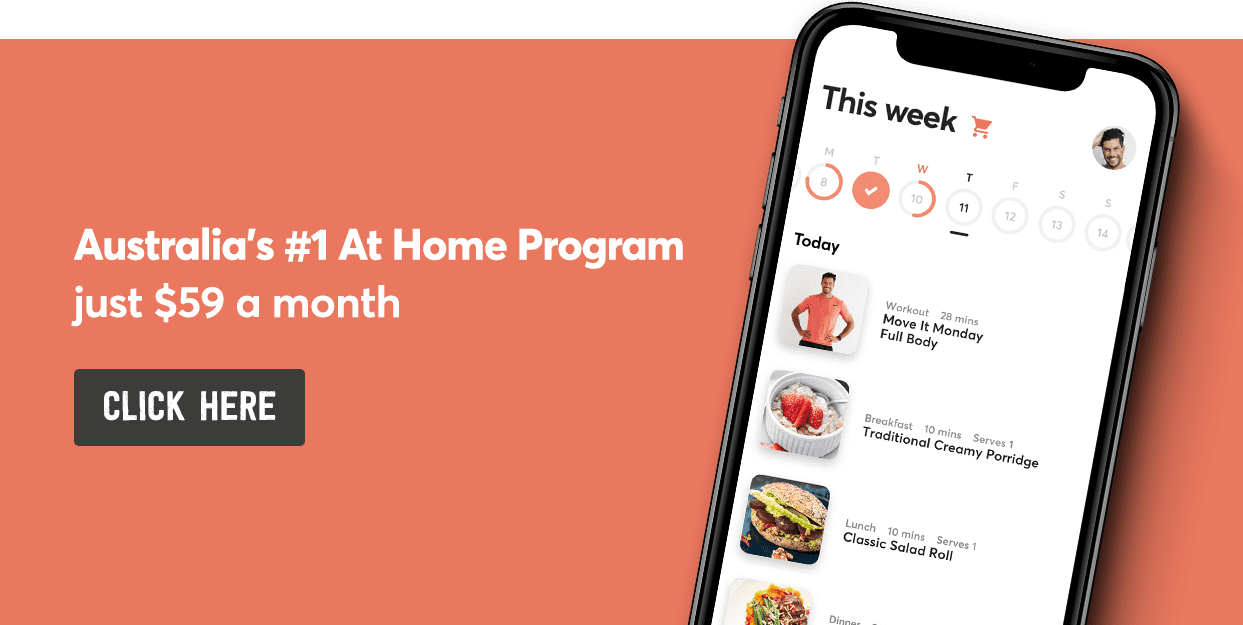 australia's #1 at home program